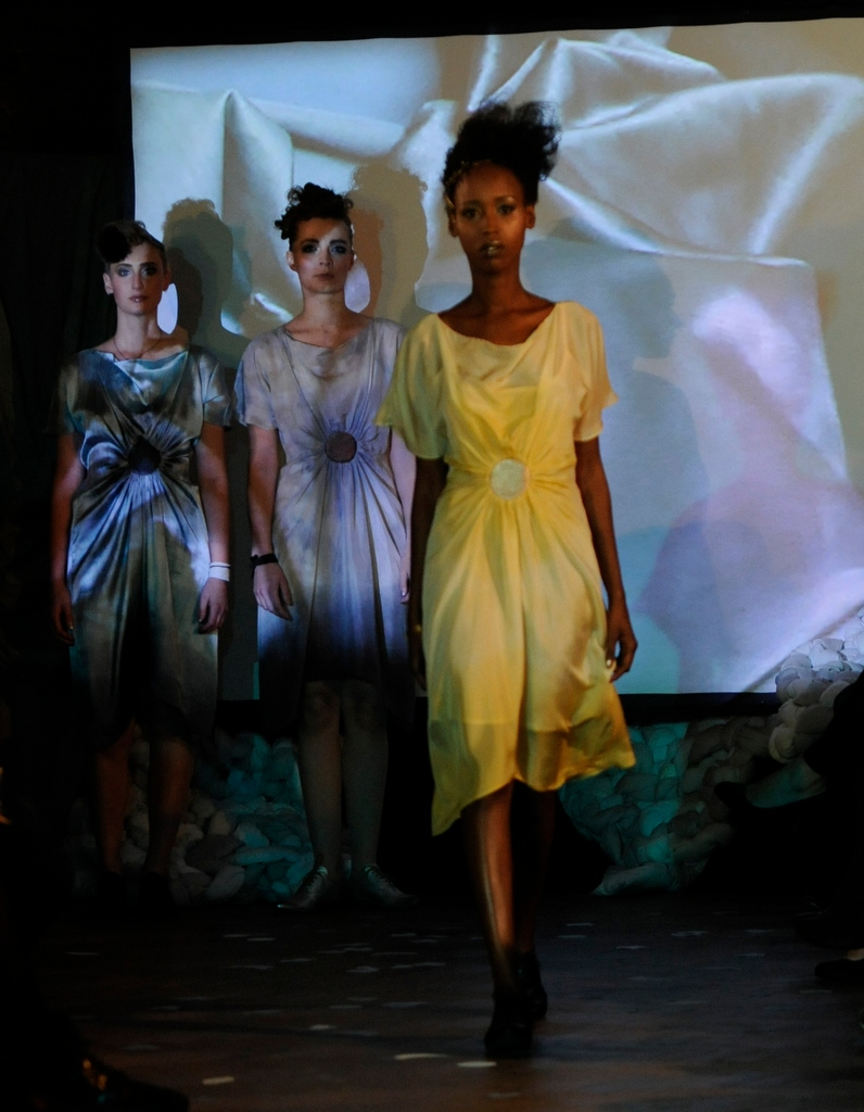 Three Solar Dresses