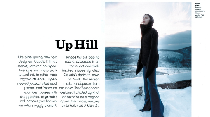"""Up Hill 