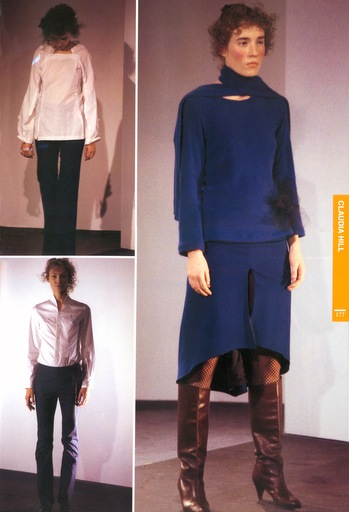 Page 177 of the 2001/2002 Autumn & Winter, New York & Milan Issue of Collections
