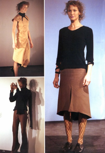 Page 176 of the 2001/2002 Autumn & Winter, New York & Milan Issue of Collections